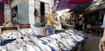 الثروة السمكية واحدة من أهم مصادر الدخل القومى