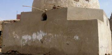 حكاية ضريح حمارة في المنيا