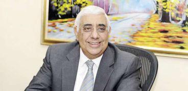 أشرف القاضى، رئيس مجلس إدارة المصرف المتحد