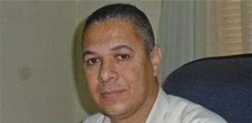 طارق زغلول المدير التنفيذي للمنظمة المصرية لحقوق الإنسان