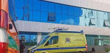 مستشفى السلام بورسعيد