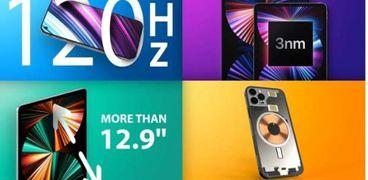 تسريبات iPhone 14 الجديد .. كل ما تريد معرفته عن سلسلة هواتف أبل