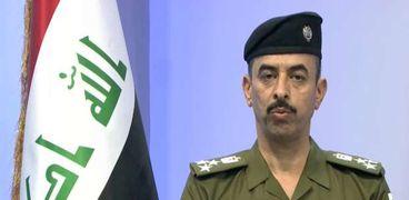 اللواء/ خالد المحنا الناطق باسم وزارة الداخلية العراقية