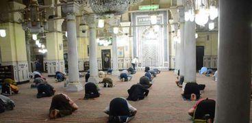 مسجد السيدة نفيسة