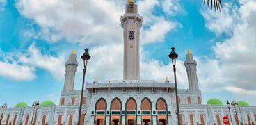مسجد مسالك الجنان في السنغال