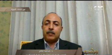 الدكتور محمد عامر
