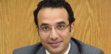 أحمد كمال المتحدث الرسمي للوزارة