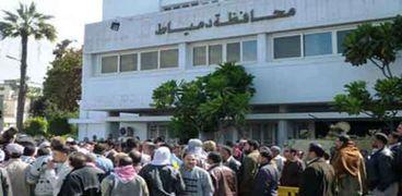 ديوان عام محافظة دمياط