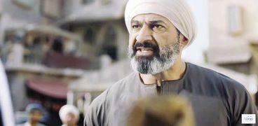 ياسر جلال من مسلسل الفتوة