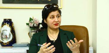 الدكتورة نعايم سعد