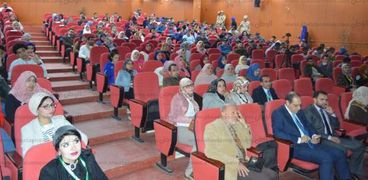 مؤتمر جامعة المنصورة
