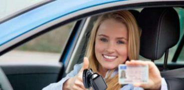 رخصة لسيارة