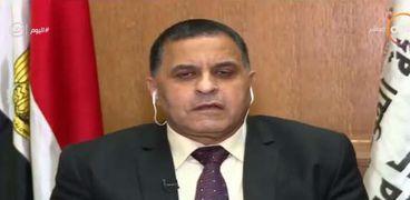 أشرف رسلان - رئيس هيئة السكك الحديدية