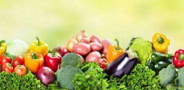 أسعار الخضروات والفاكهة في سوق العبور اليوم