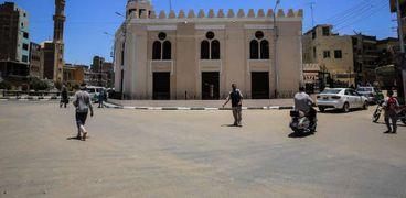 استورد سن الفيل خصيصًا له من الصومال.. حكاية مسجد عمره 500 عام بالفيوم
