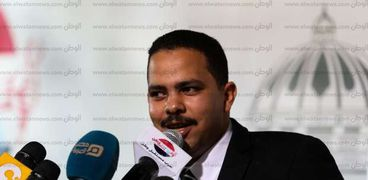 النائب اشرف رشاد زعيم الاغلبية