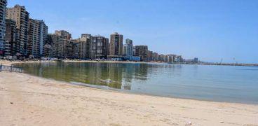 شواطئ الإسكندرية