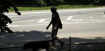 نفوق أول كلب مصاب بكورونا في أمريكا