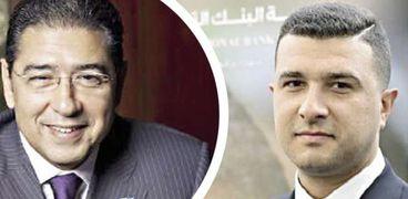 شريف سعيد وهشام عز العرب