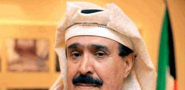 رئيس تحرير جريدة السياسة الكويتية العميد أحمد الجارالله