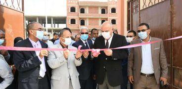 افتتاح مدرسة الجمهورية الجديدة