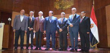 مجلس ادارة شعبة المستثمرين الجديد
