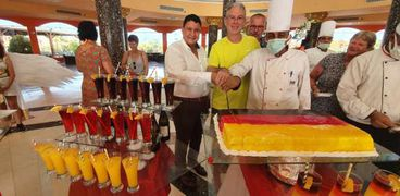 فنادق مرسي علم تحتفل بالسياحة الألمانية