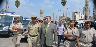 مدير أمن اادقهلية يقود حملة