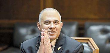الدكتور محمد عبد العاطي، وزير الموارد المائية والري
