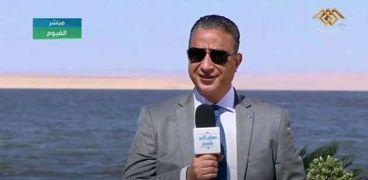 الدكتور أحمد الأنصاري محافظ الفيوم