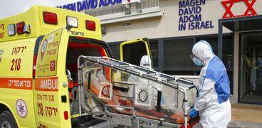 أعداد الإصابات بفيروس كورونا تزداد في إسرائيل