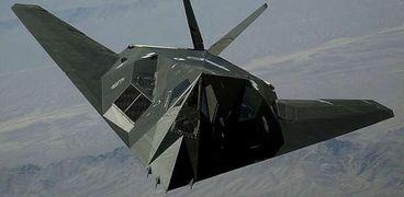 الطائرة الشبح الأمريكية التي تم اسقاطها وتسليم حطامها للروس