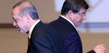 أوغلو وأردوغان