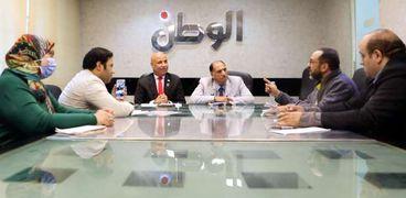 """الاتحاد العام للمصريين بالخارج في ندوة """"الوطن"""""""
