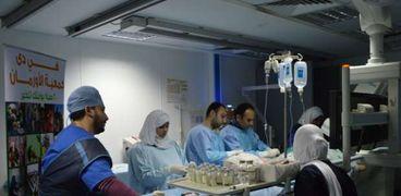 عمليات القلب لجمعية الأورمان لسكان الدقهلية