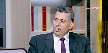 رجب محروس.. مستشار رئيس مصلحة الضرائب