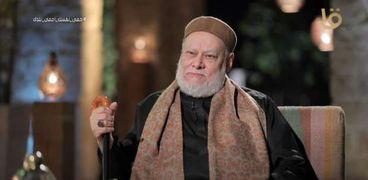 الدكتور علي جمعة رئيس اللجنة الدينية والأوقاف بمجلس النواب