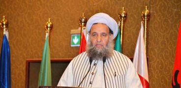 د. نور الحق قادري وزير أوقاف باكستان