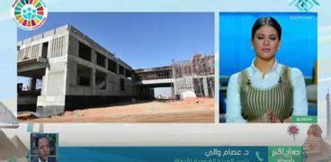 عصام والي رئيس الهيئة القومية للأنفاق