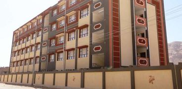 محافظ سوهاج: 56 مدرسة جديدة تدخل الخدمة والانتهاء من صيانة 142 اخري