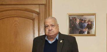الفريق جلال الهريدي رئيس حزب حماة الوطن