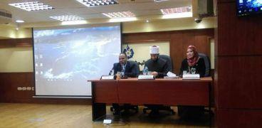 الشيخ أسامة الأزهري فى حوار مع أوائل الخريجيين بأكاديمية البحث العلمى والتكنولوجيا