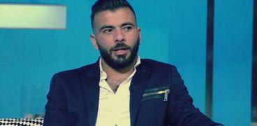 اللاعب عماد متعب .. نجم نادي الأهلي سابقا