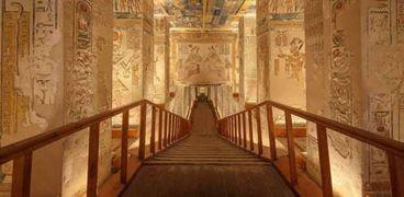 مقبرة رمسيس السادس