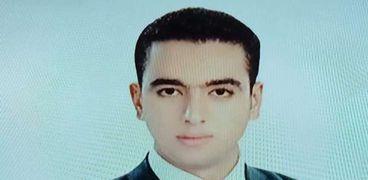 الشهيد المقدم محمد فوزي الحوفي