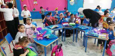 بداية العام الدراسي بالمدارس المصرية اليابانية