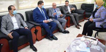 محافظ بورسعيد