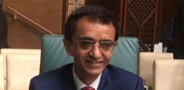 رئيس لجنة حقوق الإنسان في البرلمان العربي