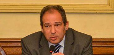 حسام الخولي .. نائب رئيس حزب مستقبل الوطن وعضو مجلس الشيوخ