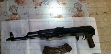 بندقية آلية (أرشيفية)